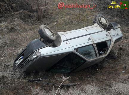 افزایش تصادفات منجر به فوت در جادههای آذربایجان شرقی