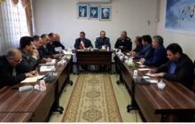 انتقاد فرماندار از مدیریت ضعیف پلیس راهنمایی و رانندگی میانه