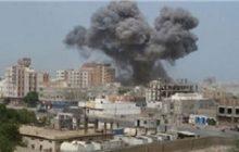 ۱۸ کشته و زخمی در بمباران رستورانی در غرب یمن توسط عربستان