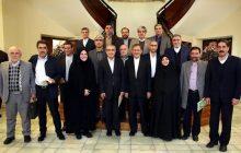 جهانگیری: برای رفع آثار مخرب دریاچه ارومیه دولت محدودیتی برای تأمین اعتبار ندارد