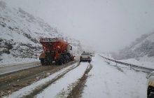 برف و باران در ۱۹ استان کشور