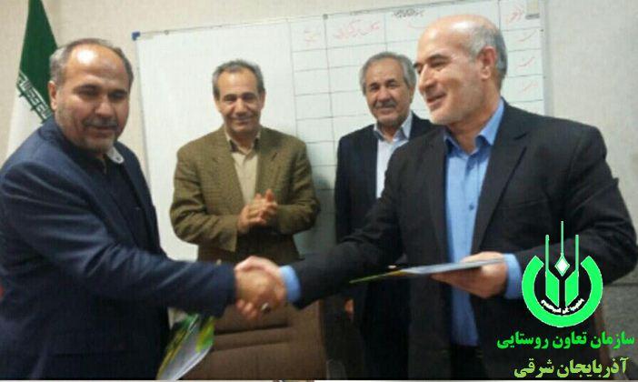 خیز قابل تحسین سازمان تعاون روستایی آذربایجان شرقی در صنایع تبدیلی