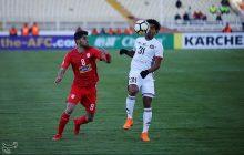 وداع تراکتورسازی با لیگ قهرمانان آسیا پیش از اتمام مرحله گروهی
