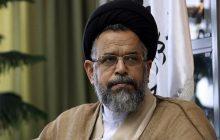 وزیر اطلاعات: شماری از عوامل مرتبط با حادثه تروریستی اهواز بازداشت شدند