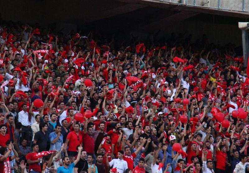 تبریز| حضور بیش از ۵۰ هزار نفر در دیدار تراکتورسازی و استقلال خوزستان