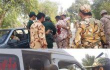 اولین آمار از شمار مجروحان حمله تروریستی به رژه اهواز/ تعدادی از نیروهای سپاه به شهادت رسیدهاند