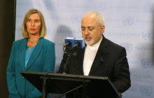 بیانیه مشترک ظریف و موگرینی: تأکید بر اقدامات ویژه برای تداوم صادرات نفت و میعانات گازی ایران