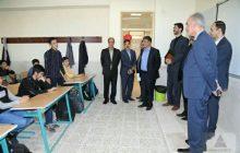 محسن نریمان؛ مدیرعامل سازمان منطقه آزاد ارس در آئین بازگشایی مدارس: