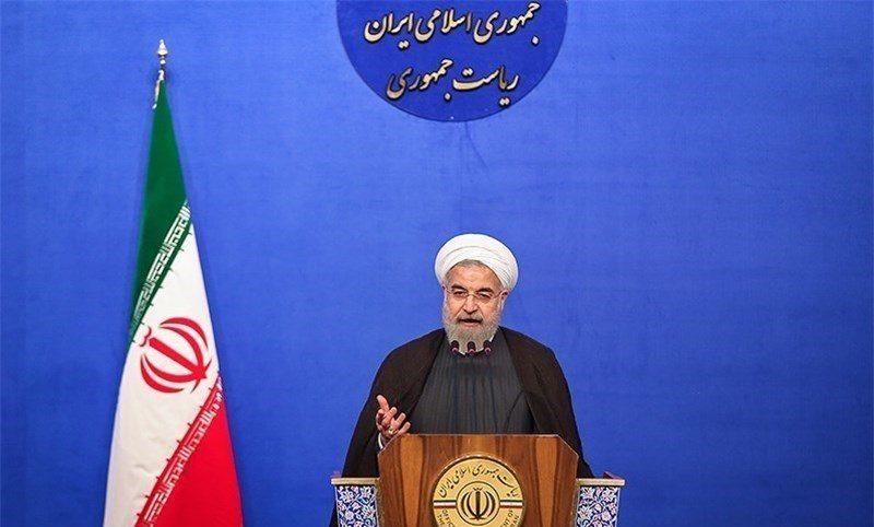 روحانی در دانشگاه تهران: هر روز قیمت اجناس را میبینم/میدانم وضع زندگی مردم چگونه است
