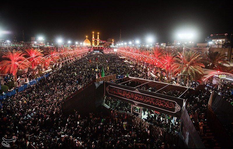 عراق|اربعین باشکوه امسال به روایت آمار؛ مشارکت ۲۰ میلیون زائر؛ حضور زائران از ۵۰ کشور جهان