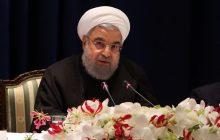روحانی: تسلیمشدن در برابر آمریکا بهمعنای خیانت به خود و نسلهای آینده است