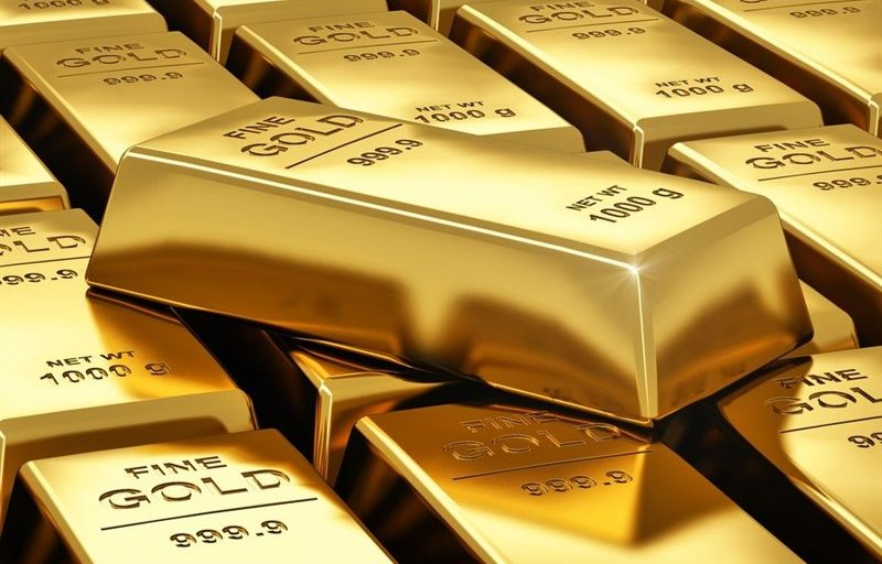 قیمت جهانی طلا امروز ۱۳۹۷/۰۹/۰۳ | طلا دیگر محل امن سرمایهگذاری نیست