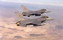 عملیات جنگندههای ترکیه در شمال عراق/۱۹ عضو پ ک ک از پای در آمدند