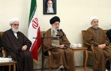 امام خامنهای: اگر روحیه جهاد و شهادت گسترش یابد گرایش به شرق و غرب رخت میبندد
