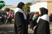 فیلم/ پیام بسیجیان مرند به آمریکا