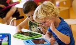 معایب استفاده بیش از اندازه تلفن همراه روی هوش کودکان