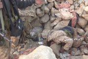 عملیات منحصر به فرد نیروهای یمنی علیه مزدوران در جبهه نهم صنعا