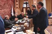 تقدیم لایحه بودجه سال ۹۸ شهرداری تبریز