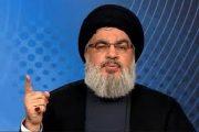 بازی نصرالله با رسانههای رژیم صهیونیستی سردرگمی در برابر استراتژی رهبر حزبالله