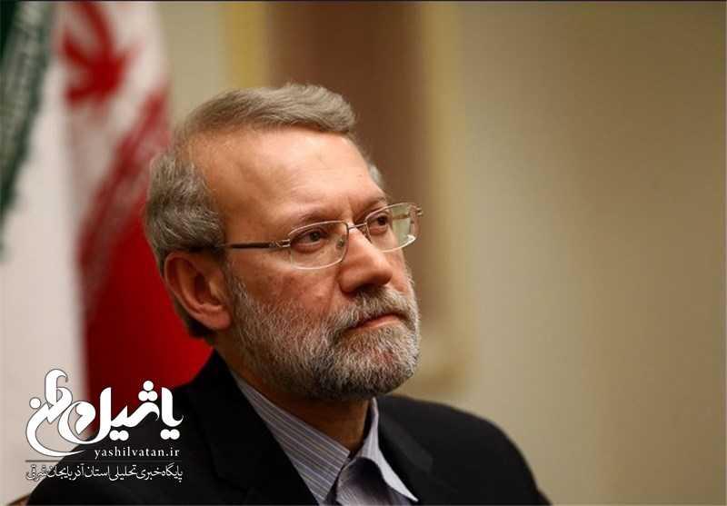 تسلیت لاریجانی برای شهادت نیروهای سپاه در حمله انتحاری زاهدان