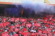 حاشیه دیدار تراکتورسازی استقلال ازدحام در اطراف ورزشگاه و حضور ۵ هزار نفر + تصاویر