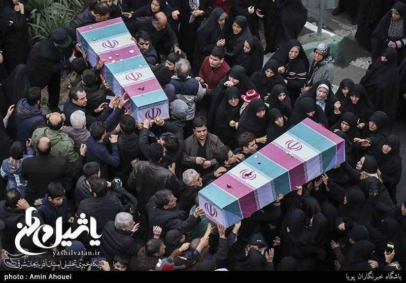 اصفهان| شهادت ۲۷ نفر از نیروهای لشکر ۱۴ امام حسین(ع) اصفهان در حادثه تروریستی سیستان و بلوچستان + جزییات تشییع