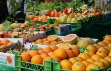 افزایش ۳۳ درصدی عرضه میوه در ۱۵۰۰ مرکز فروش برای تنظیم بازار شب عید