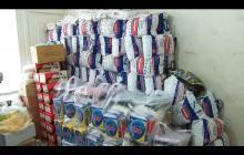 توزیع ۴۵۰ بسته غذایی برای خانواده زندانیان مراغه و عجبشیر