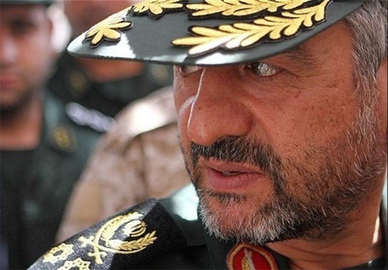 تقدیر فرمانده کل سپاه از رئیس و نمایندگان مجلس شورای اسلامی