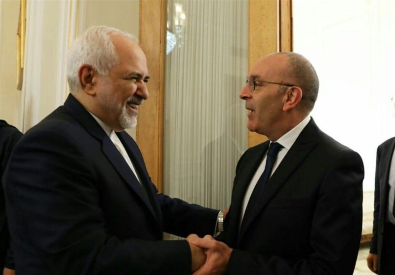 ظریف: ایران نهاد متناظر اینستکس را ایجاد و تشکیل آن را به اتحادیه اروپا اعلام کرده است
