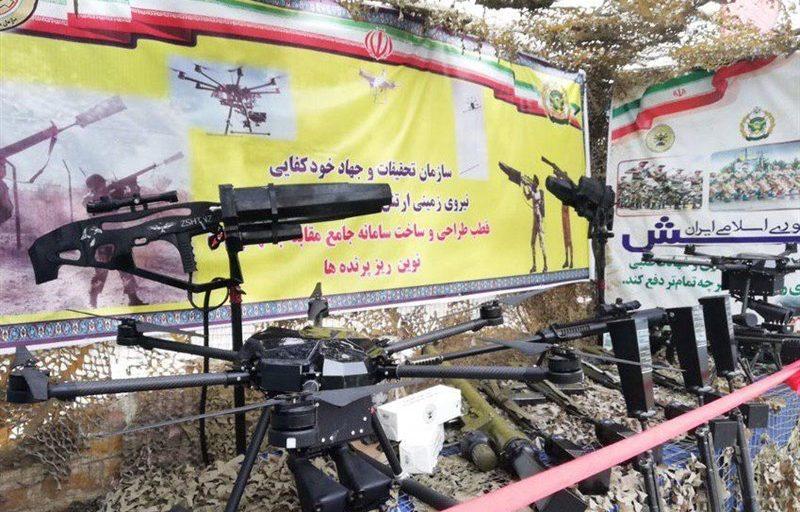 ۶ دستاورد جدید نیروی زمینی ارتش رونمایی شد+ تصاویر