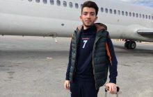 ورزشکار مراغه ای در جمع ملی پوشان سپک تاکرا