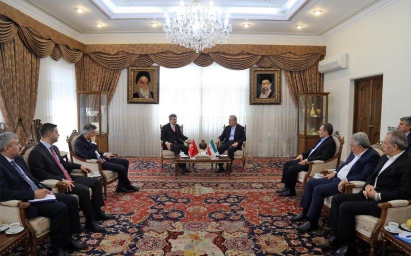 لزوم تقویت و گسترش روابط ایران و ترکیه