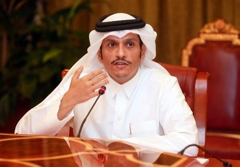 القدس العربی: وزیر خارجه قطر به تهران آمد