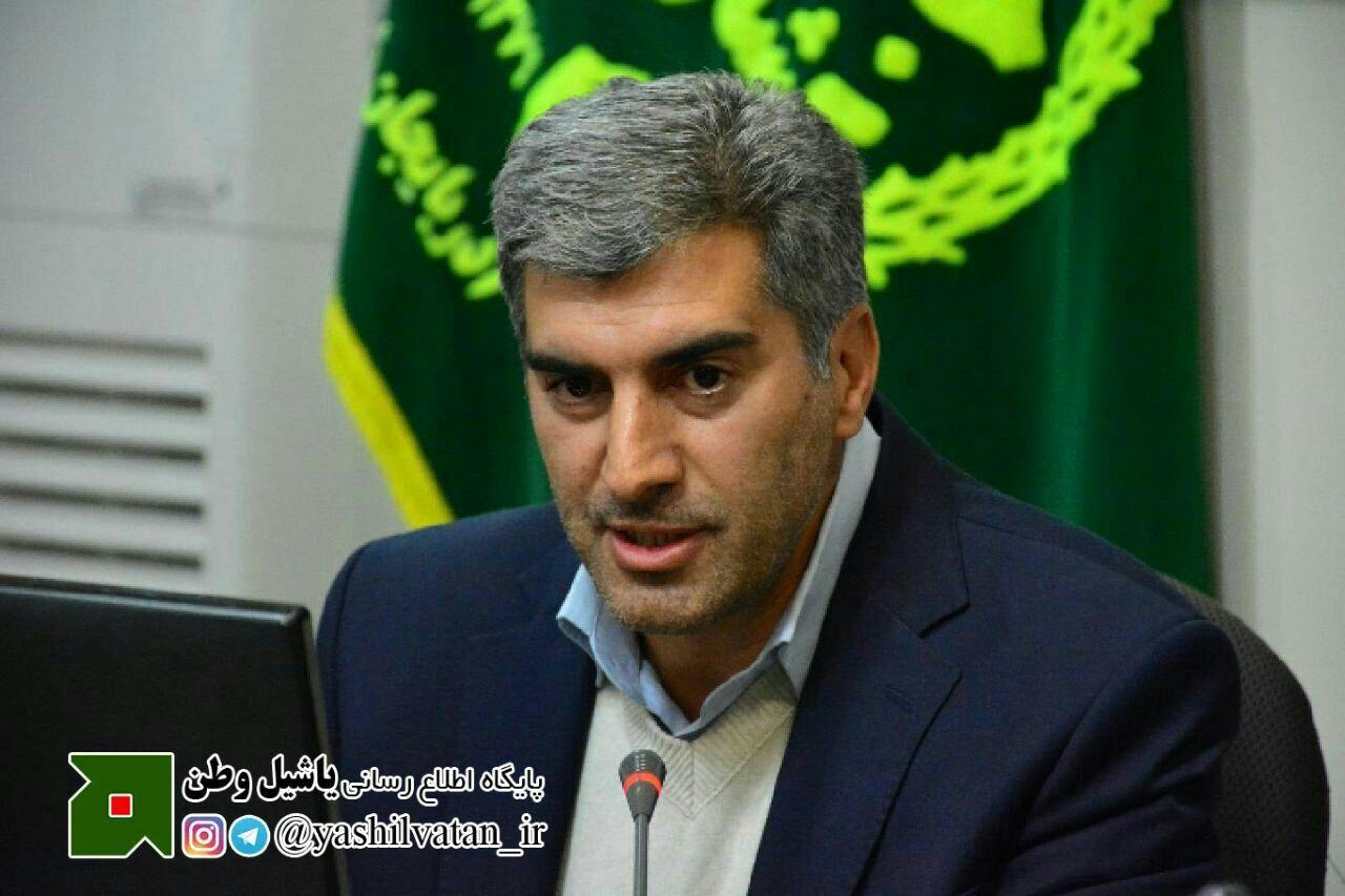 مدیرکل پدافند غیرعامل استانداری آذربایجان شرقی منصوب شد
