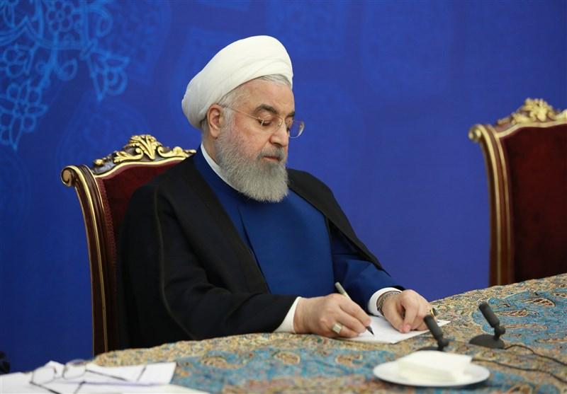 روحانی به پوتین پیام تبریک فرستاد