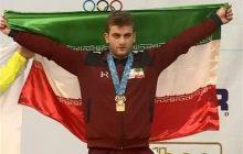 نایب قهرمان وزنهبرداری جوانان جهان: برای المپیک ۲۰۲۴ هدفگذاری کردهام