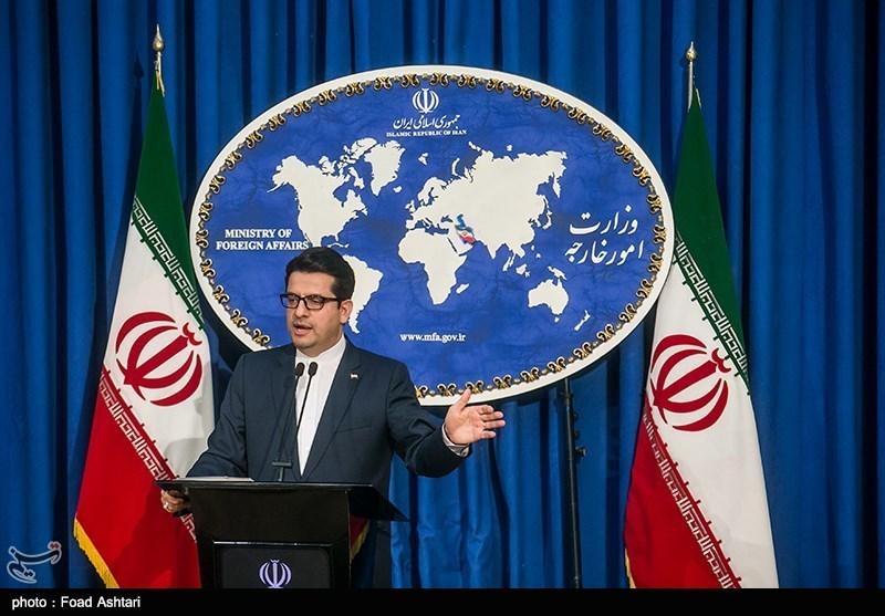 سخنگوی وزارت خارجه: گاوهای شیرده غرب درباره مقامات ایران سکوت کنند
