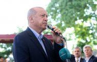 اردوغان: مرسی به مرگ طبیعی نمرده است