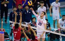 والیبال جوانان جهان| برتری ایران مقابل ایتالیا در سرویس/ یلی امتیازآورترین بازیکن زمین شد