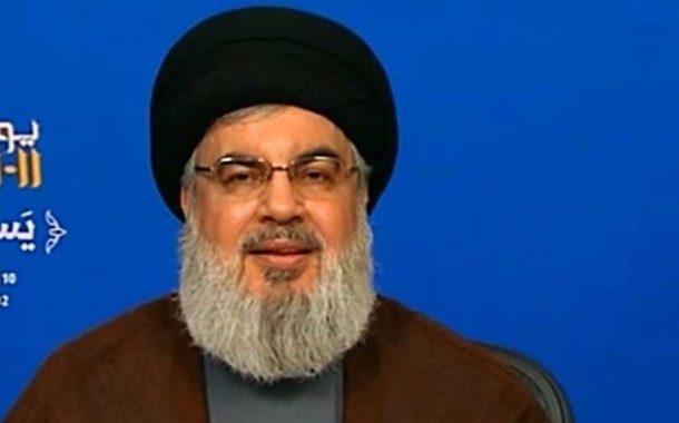 سید حسن نصرالله : با پروژه تجزیه منطقه مبارزه کردیم/ حزبالله اجازه ادامه تجاوزگریها را به اسرائیل نخواهد داد
