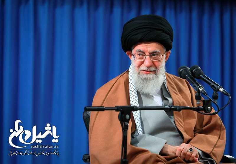 پیام امام خامنهای به کنگره عظیم حج: معامله قرن با همت و ایمان جبهه مقاومت محکوم به شکست است