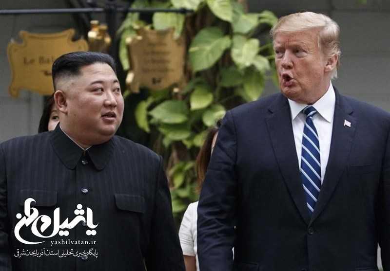 ترامپ محتوای نامه رهبر کرهشمالی را فاش کرد