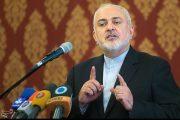توئیت ظریف درباره تبعات تروریسم اقتصادی علیه مردم ایران