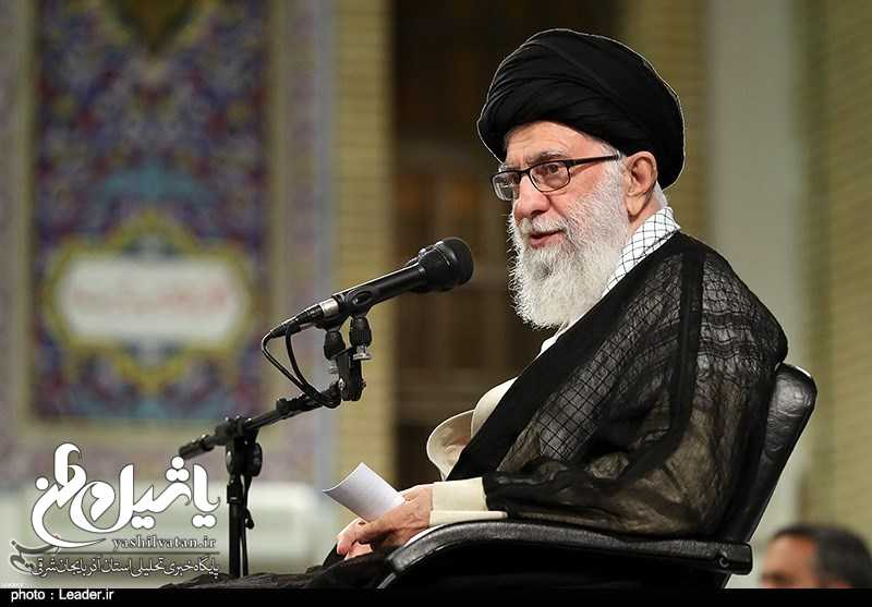امام خامنهای: مشکل اساسی مردم در طول تاریخ عبودیّتِ غیر خدا بوده است