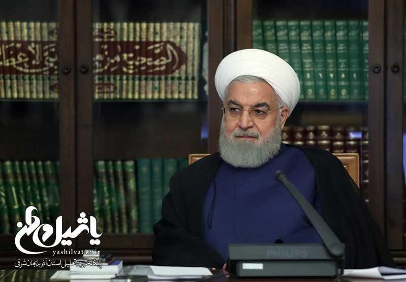 روحانی: حراست از زندگی مردم باید هدف اصلی سیاستگذاریها باشد