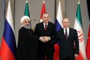 گزارش| سوریه٬ دیدار سهجانبه و تکرویهای ترکیه