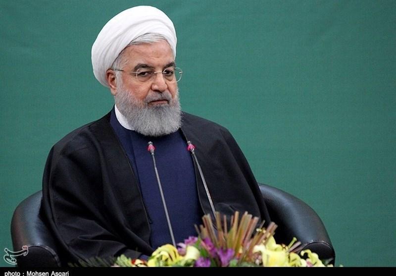 روحانی در دیدار با مدیران رسانههای آمریکا: تلاشهای مکرون با لغو تحریمهای ترامپ نتیجه میدهد
