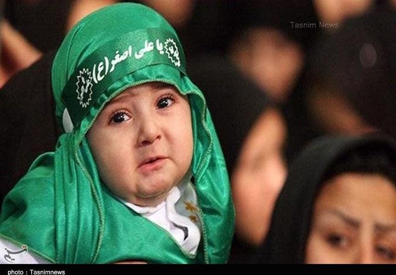 همایش بزرگ شیرخوارگان حسینی در سراسر استان آذربایجان شرقی برگزار شد