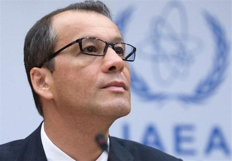 مدیرکل موقت آژانس اتمی وارد تهران شد